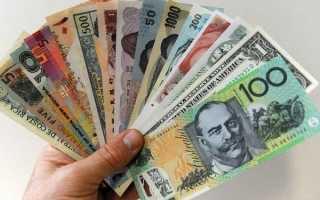 Международные денежные единицы