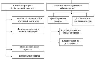 Анализ бухгалтерского баланса на примере предприятия