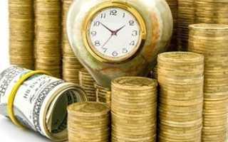 Долгосрочные кредиты и займы в балансе