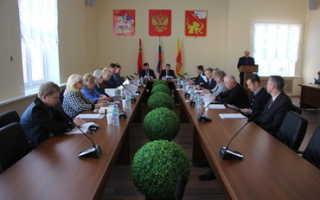 Совет депутатов егорьевского муниципального района