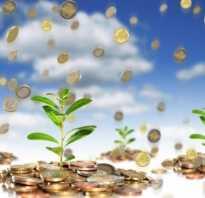 Формирование инвестиционного климата в россии