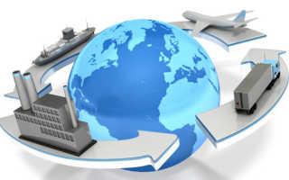 Логистические риски в цепях поставок