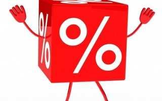 Расчет ежемесячных процентов по займу