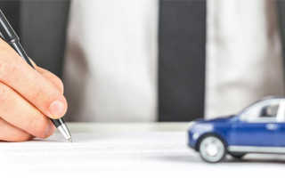 Договор аренды лизингового автомобиля