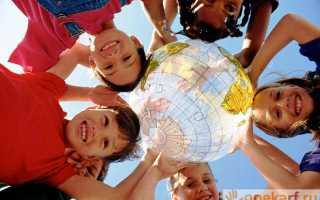 Декларация прав ребенка оон 1959