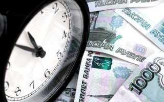 Задолженность учредителей в уставный капитал