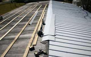 Ремонт крыши относится к капитальному ремонту