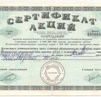 Народный чековый инвестиционный фонд
