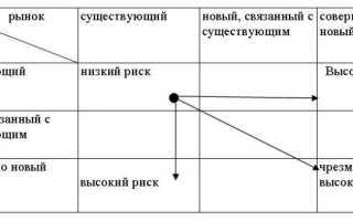 Первичный стратегический анализ